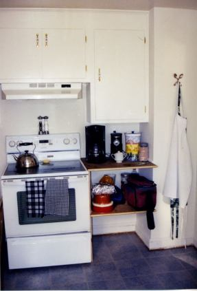 Kitchen inbetween 1